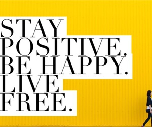 quotes, happy, and positive image