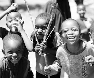 africa, children, and happy image
