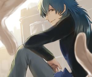 anime, Boys Love, and dramatical murder image
