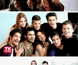 comic con, kira, and teen wolf image
