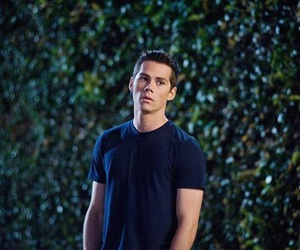 dylan o'brien, the first time, and teen wolf image