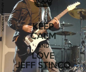 calm, Jeff, and keep image