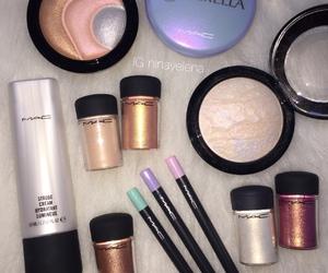 girly and makeup image