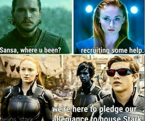 funny, x-men, and got image