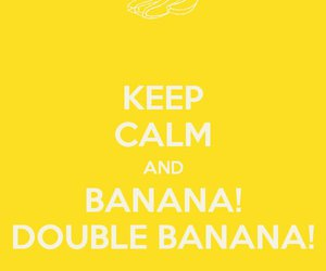 banana, calm, and dave image
