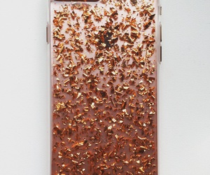 case, rose, and flakes image