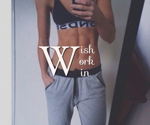 abs, do it, and Dream image