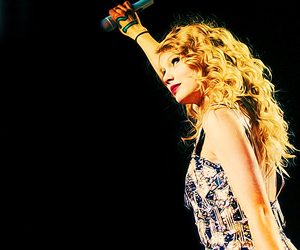 Taylor Swift and in concert image