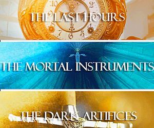 the mortal instruments, the infernal devices, and shadowhunters image