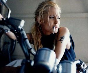 Angelina Jolie, tattoo, and angelina image