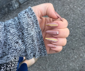 beauty, inlove, and nails image