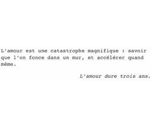 amour, movie, and text image