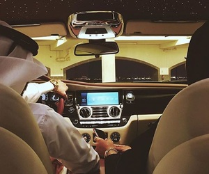 arab, couple, and luxurious image