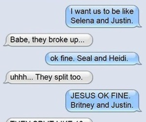 funny, text, and breakup image