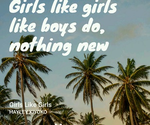 quotes and girls like girls image