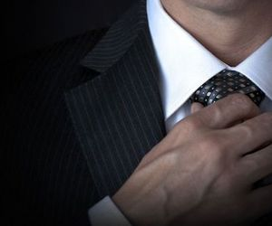 suit and tie image