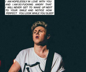 niall horan, one direction, and background image