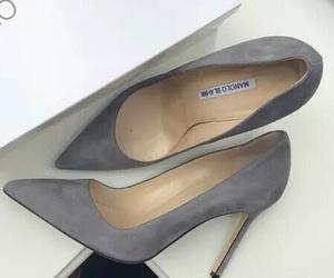 fashion, high heels, and stylish image