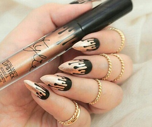 nails, kylie, and kylie jenner image