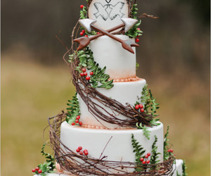 cake, wedding, and the hunger games image