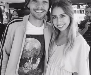 black and white, goals, and fan image