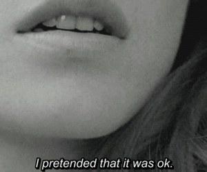 pretend, ok, and quote image