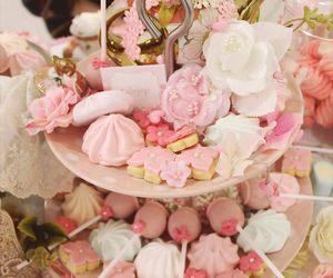 cupcake, sweet, and popcake image