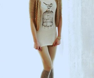 fashion, style, and legs<3 image