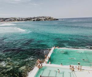 sea, summer, and wanderlust image