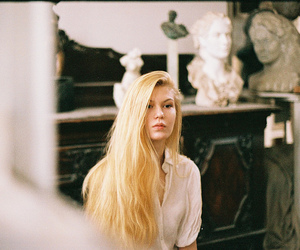 35mm, analog, and blonde image