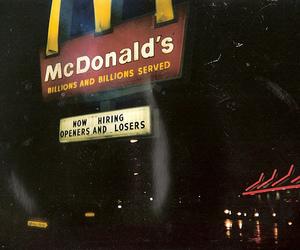 mc donalds, McDonalds, and hipster image