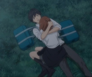 anime, ao haru ride, and kou image