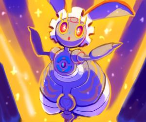 pokemon and magearna image
