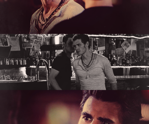 stefan, Vampire Diaries, and klaus image
