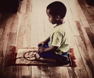 islam, muslim, and child image
