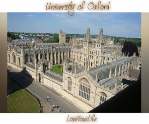 higher education and university of oxford image