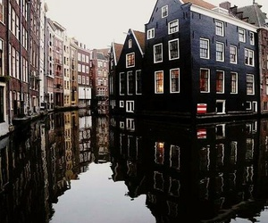 amsterdam, house, and place image