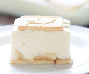 kawaii, banana pudding, and baker image