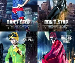 5sos, smash, and don't stop image