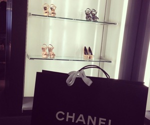 chanel, shoes, and ariana grande image