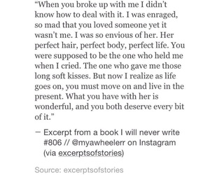 poems, quotes, and tumblr image