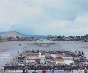photo, pyramid, and travel image