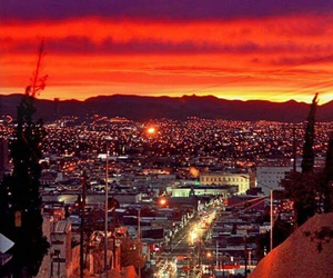 city, orange, and photographer image