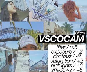 vsco filter image