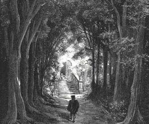 fairy tale, fairytale, and gustave dore image
