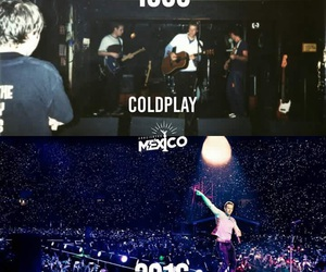 coldplay, love, and méxico image