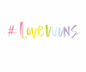 love wins, lovewins, and gay image