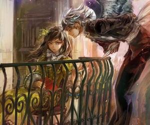 anime, angel, and manga image