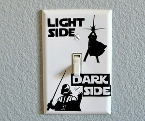 star wars, dark side, and decoration image
