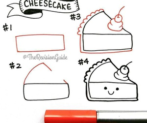 diy, food, and doodle image